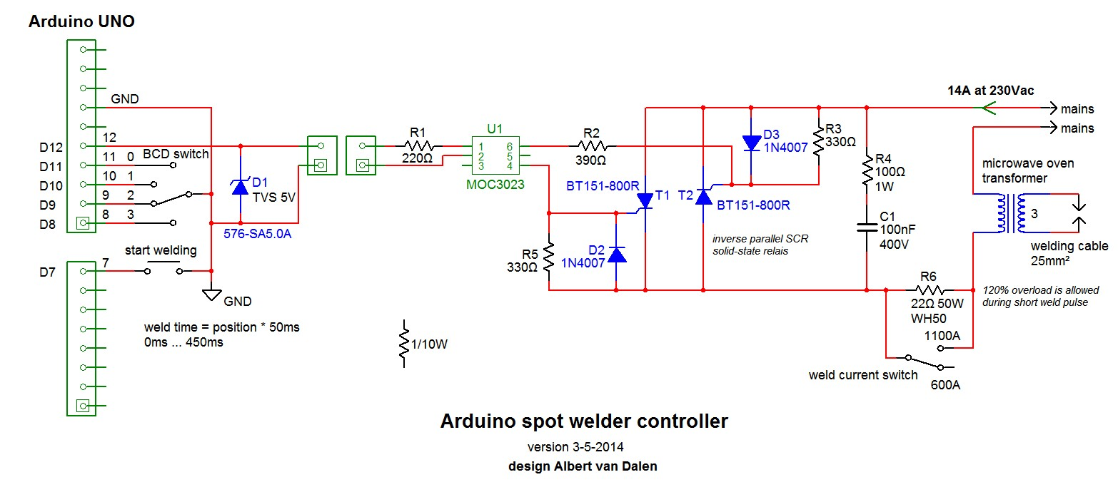 hight resolution of here s a link to albert s schematic http www avdweb nl article files tech ircuit jpg