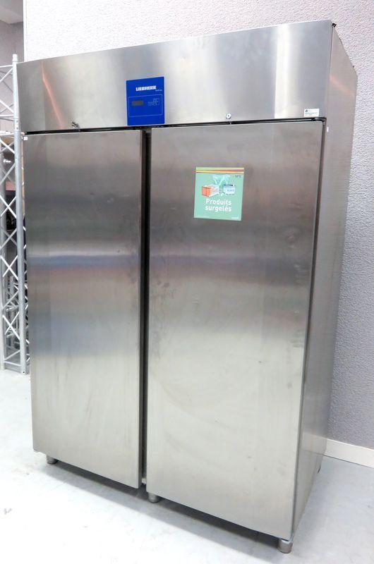 vendue armoire refrigeree en inox alimentaire negative de marque liebherr modele profi line gastro