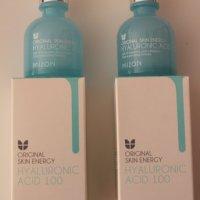 Rewiew de Hyaluronic Acid 100 Mizon