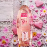 Oil&Go de Natural Honey mi opinión
