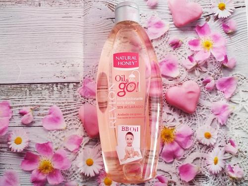 Envase de aceite corporal Oil&GO