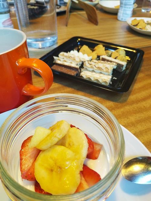Adelgazar con salud, desayuno. Terra Veritas