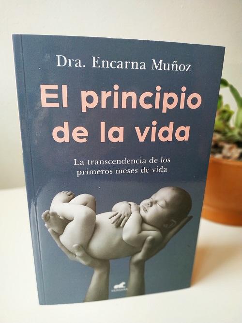 El principio de la vida portada del libro