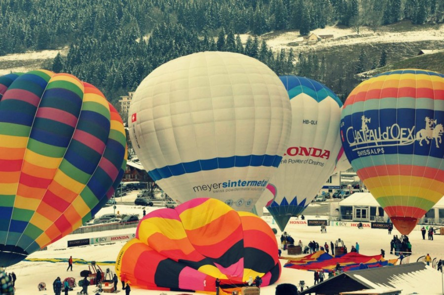 Festival International de Ballons