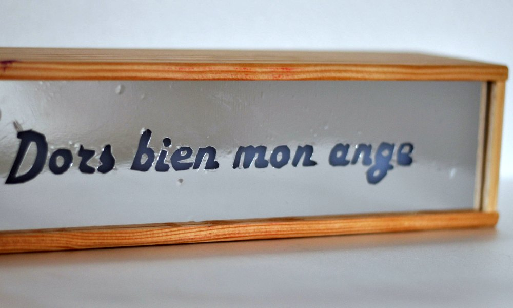 "Billet ""DIY: Lightbox"" paru sur www.avecpanache.ch"