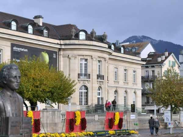 """Billet """"ATELIERS CULINAIRES POUR LES PETITS GOURMETS À L'ALIMENTARIUM DE VEVEY"""" paru sur www.avecpanache.ch"""