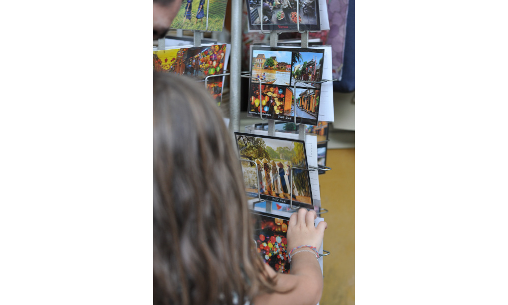 """Billet """"La Carte postale"""" paru sur www.avecpaanche.ch"""