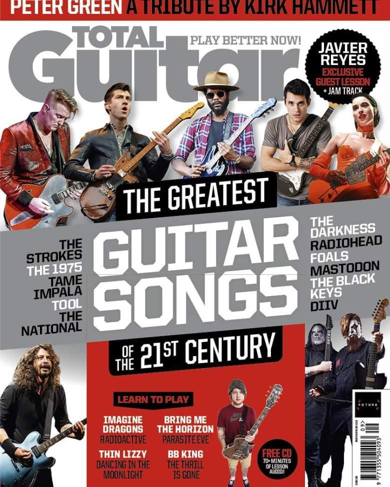 total guitar copertina 2020