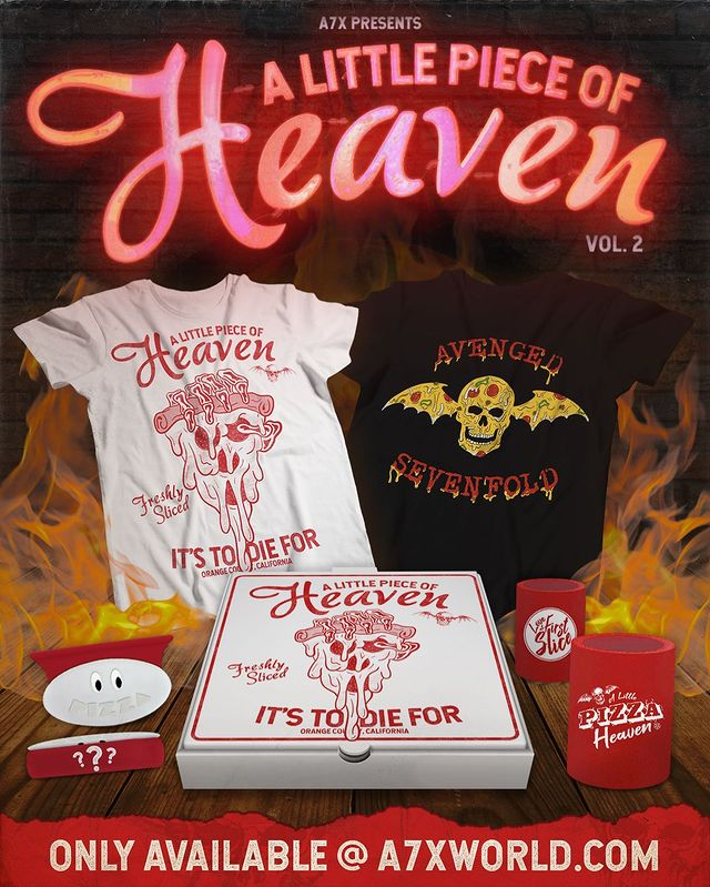 a little pizza heaven a7x world