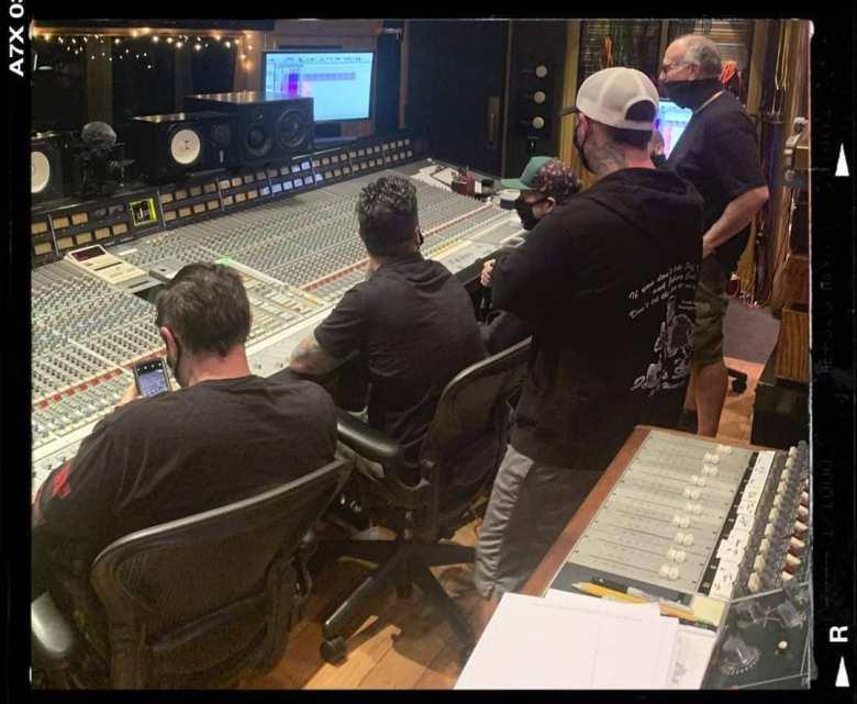 Band studio 2021