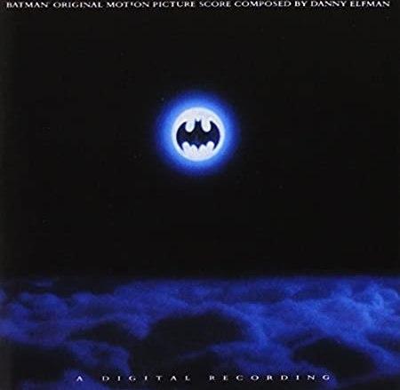 album del mese brian danny elfman batman