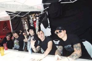 Warped Tour 2005 Signing Sessions