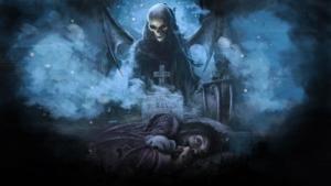 Nightmare artworks