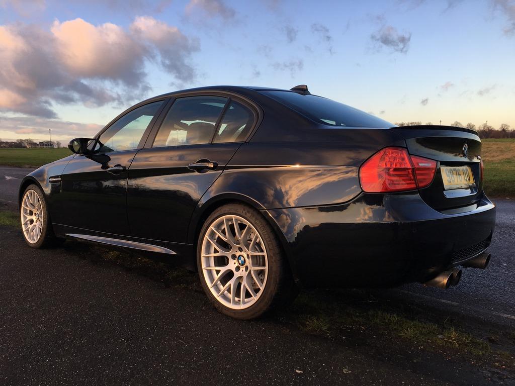 BMW M3 E90 SALOON LCI FACELIFT AV Engineering