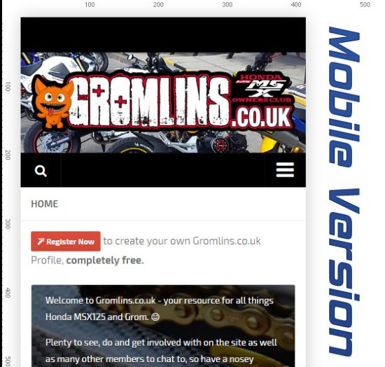 GROMLINSUK HONDA MSX FORUM OWNERS CLUB COMMUNITY