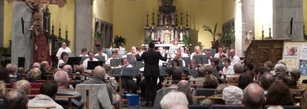 Concert du jumelage en Belgique