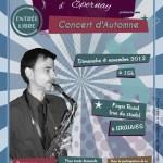 Concert d'automne - 4 novembre 2012 à Grauves
