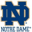Blason de l'équipe de Notre Dame
