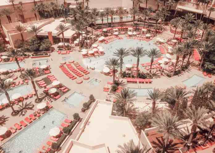 Las Vegas Tips - Resort Day Pools