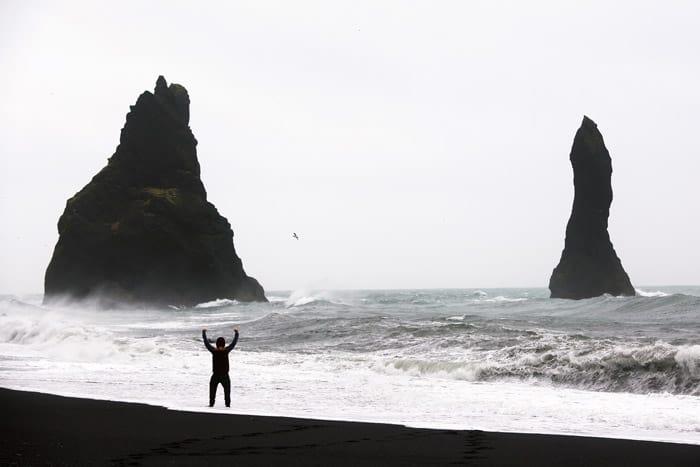 Visiting Vik Iceland!!