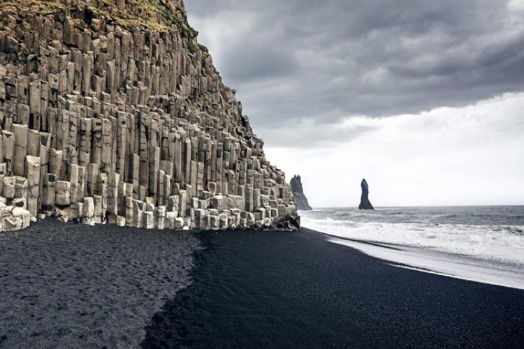 Vik iceland why it is a must see avenly lane travel for How many black sand beaches in the world