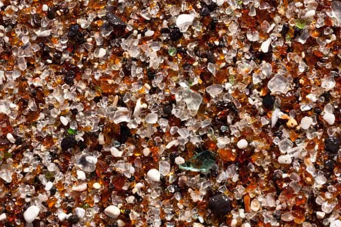 Glass Beach, Hanapepe, Kauai