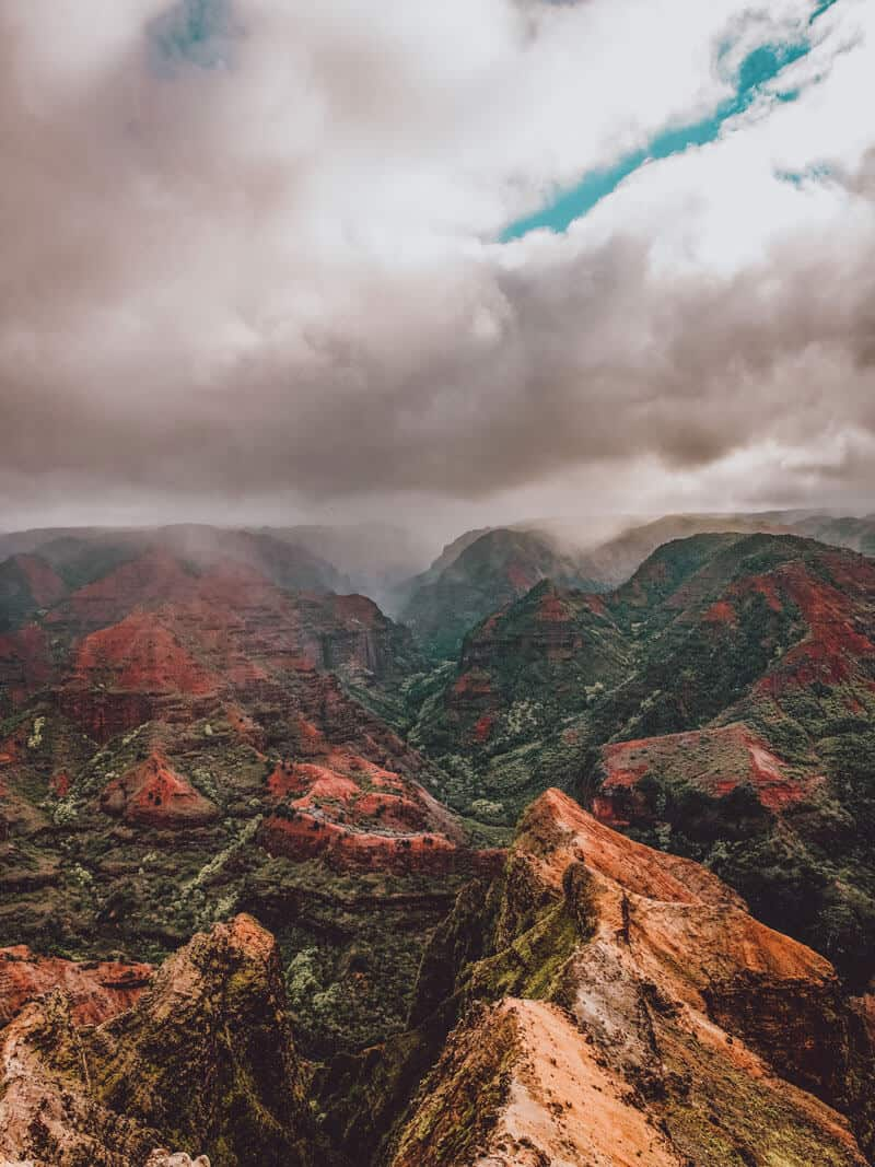 Waimea Canyon State Park, Kauai. 27 Best Places to Visit in Hawaii!