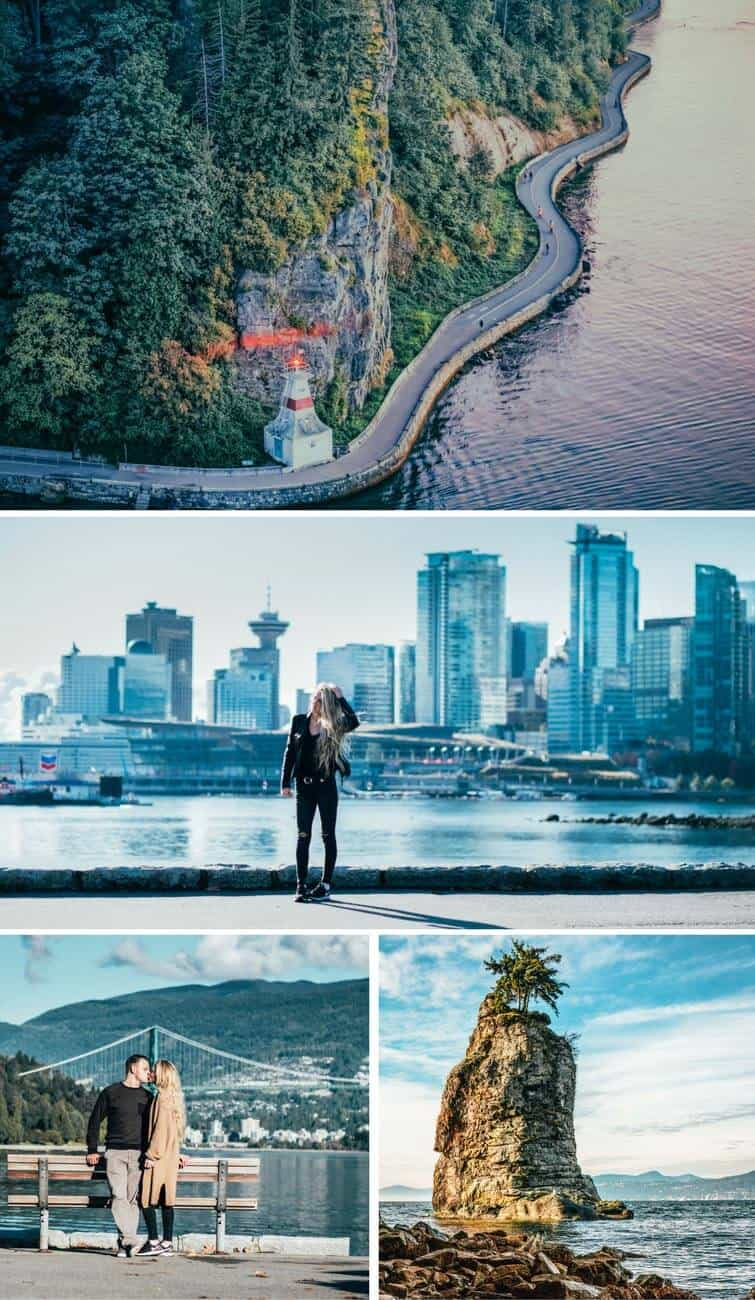 Stanley Park in Vancouver! Cool Things to Do in Vancouver, BC (Canada)
