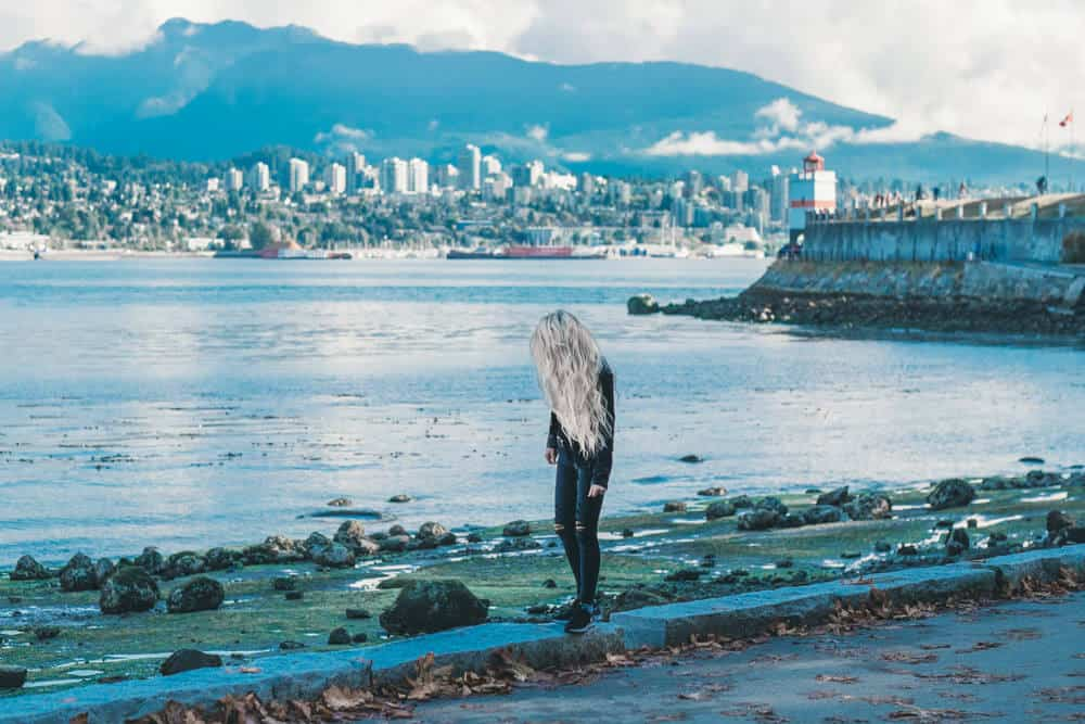 Stanley Park Seawall! Best Things to do at Stanley Park, Vancouver BC.