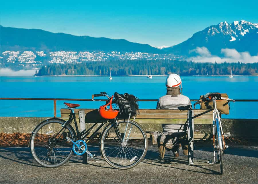 Stanley Park Bike Route and Trails! Best things to do in Stanley Park, Vancouver BC.