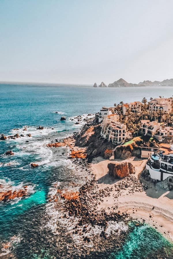 Cabo or Cancun, which is better? What you need to know about Cabo before planning your next Mexican beach vacation. #cabo #cabosanlucas #mexico #centralamericatravel #beaches #beachvacation #cancun