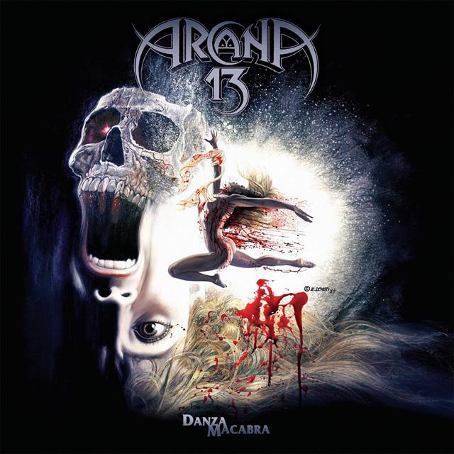 Arcana13 cover