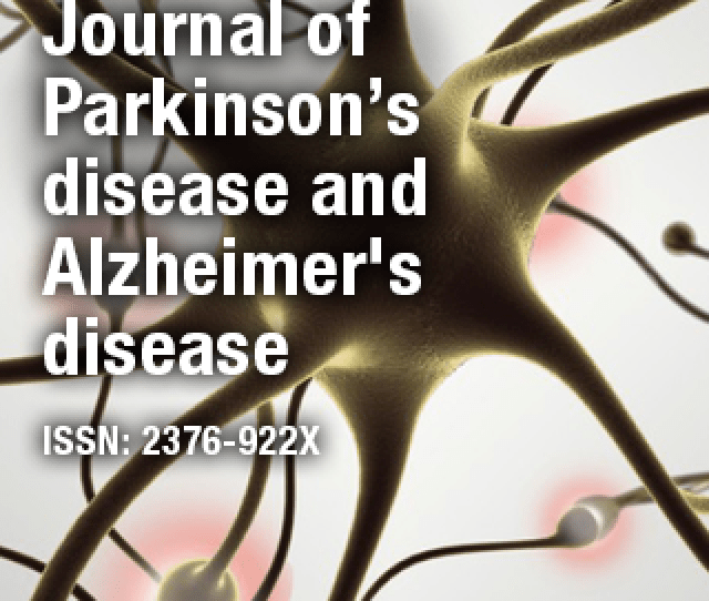 Journal Of Parkinsons Disease And Alzheimers Disease