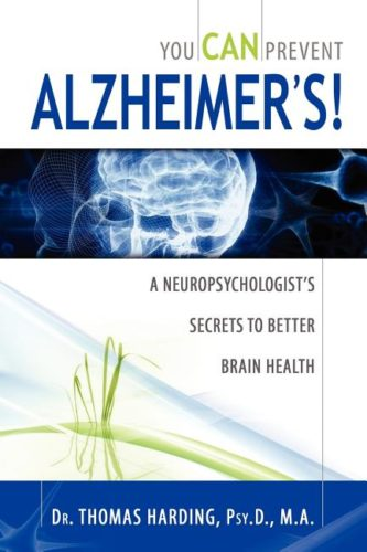 You Can Prevent Alzheimers