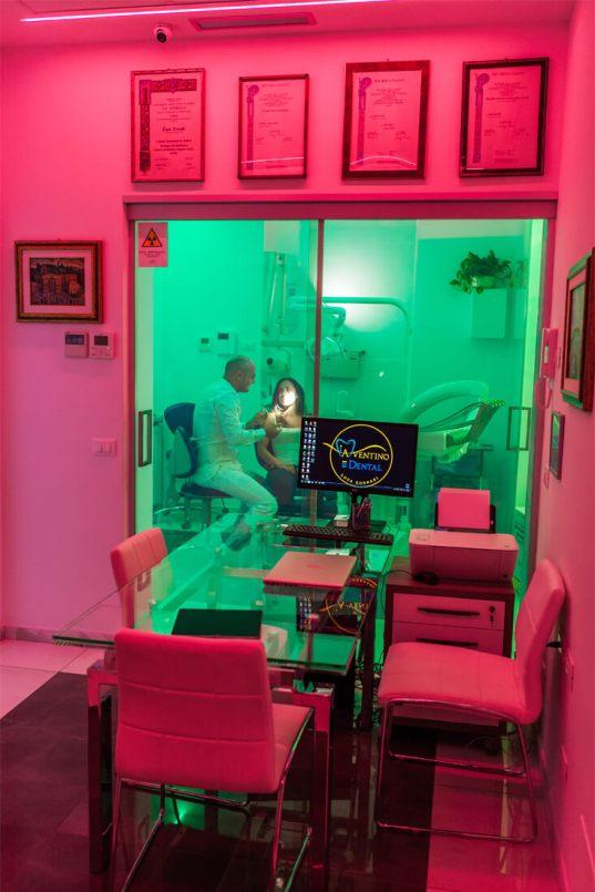 Aventino Dental Segreteria