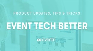 Event Tech Better #9: Mobile App Networking Features, New Website Builder Widgets & More