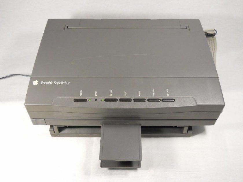Portable StyleWriter sur eBay