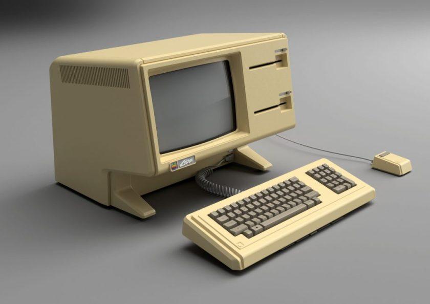 Lisa 3D rendering