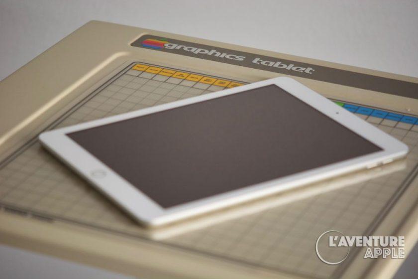 Apple Graphics Tablet 1979 VS IPAD 2018