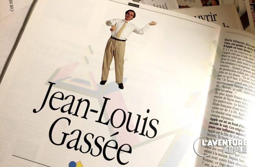 Jean-Louis Gassée dans Apple Magazine