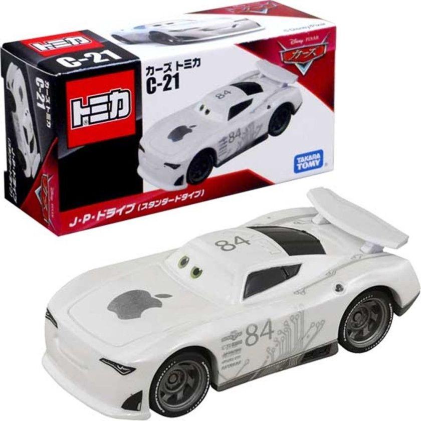 TAKARA TOMY TOMICA DISNEY CARS 3 C-21 J * P * Drive