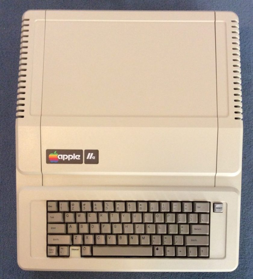 Apple IIe replacement kit for IIgs Stealth upgrade