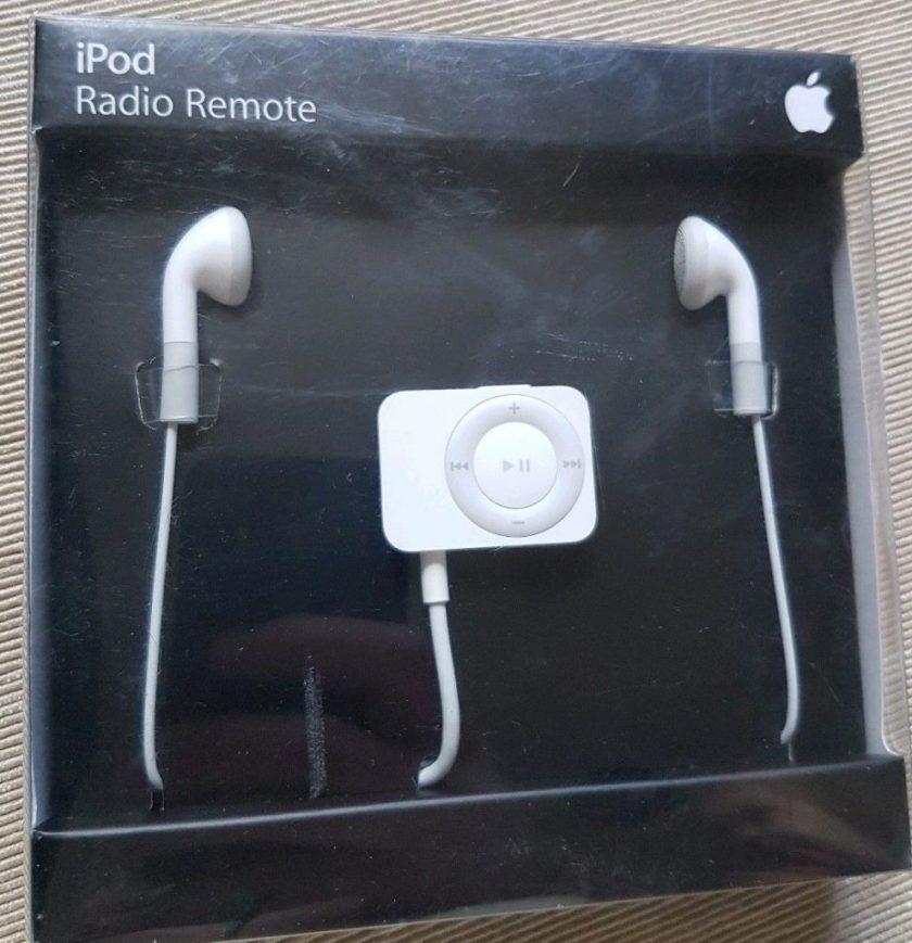 iPod Radio Remote on eBay