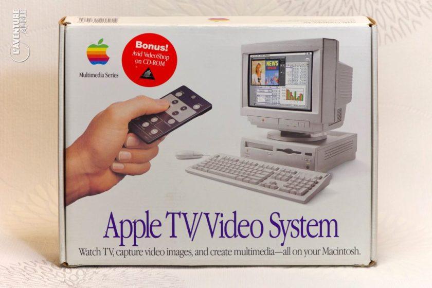 APPLE TV/VIDEO SYSTEM