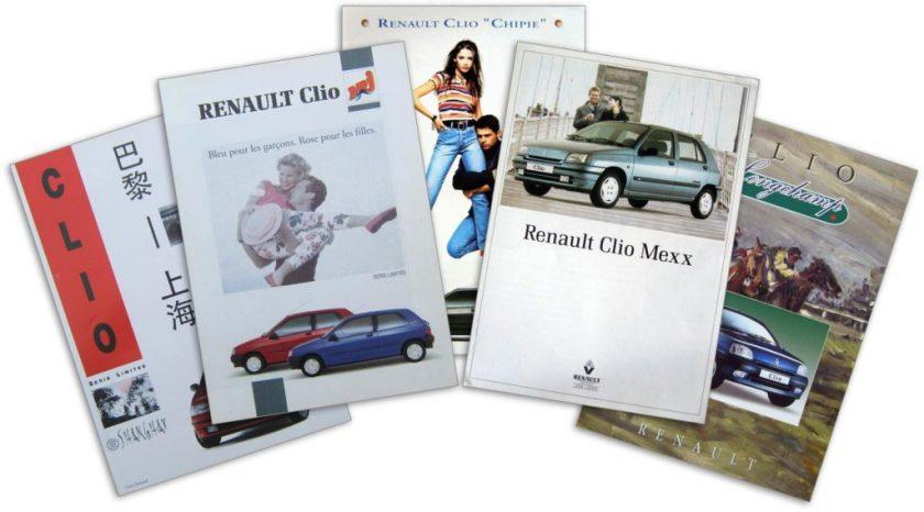 Séries spéciales Renault