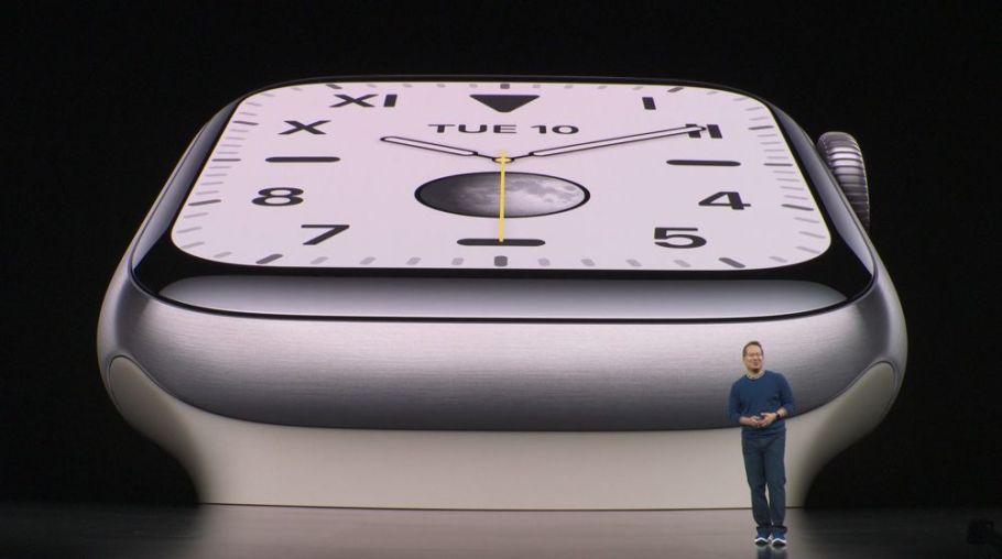 Apple Watch Titanium