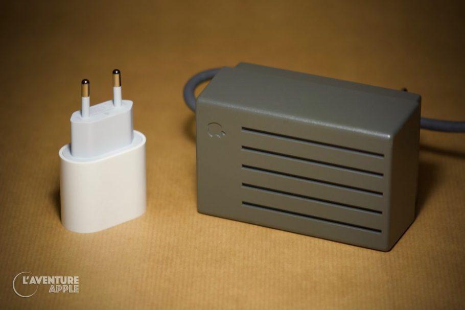 iPhone 11 pro power adapter vs PowerBook