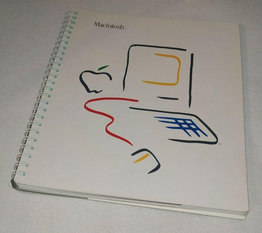 Apple Macintosh Picasso user manual