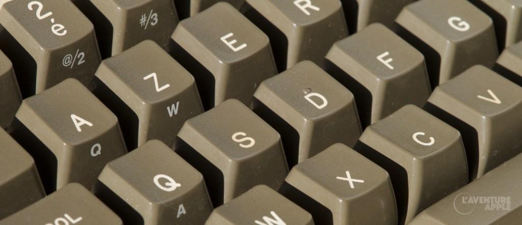 Apple /// Keyboard