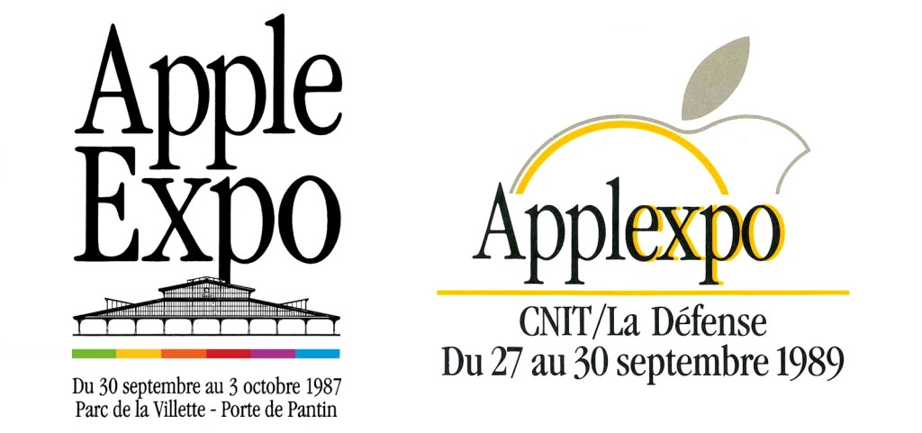 Apple Expo 1987 et 1989